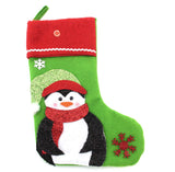 Stocking LED lighted Penguin