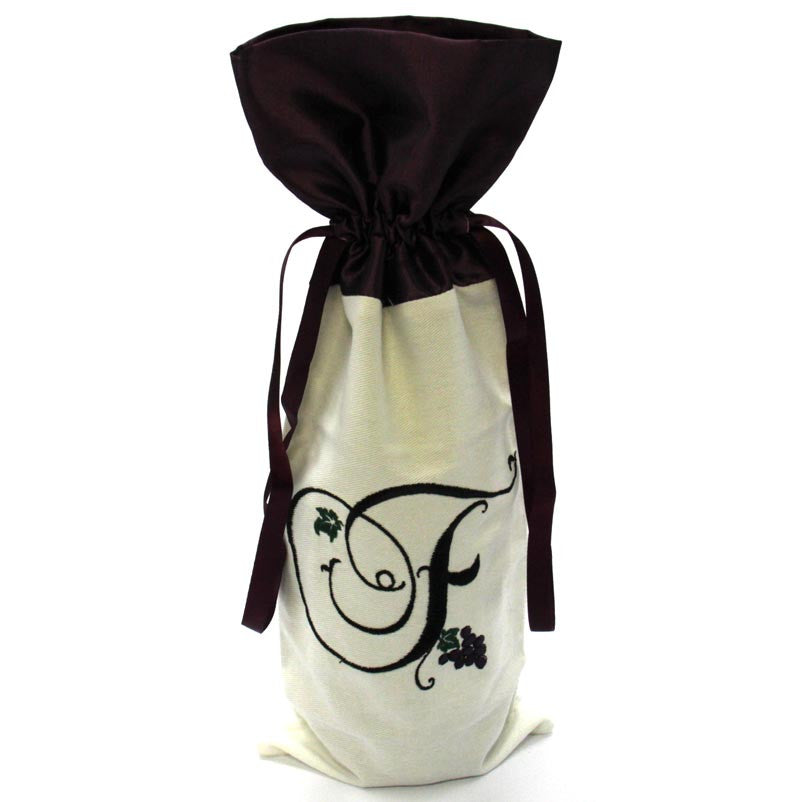 Monogram Wine Bag F