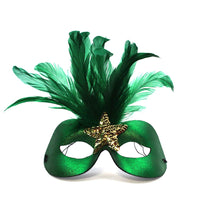 Stardust Green Mask