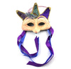 Long Nose Mask Purple