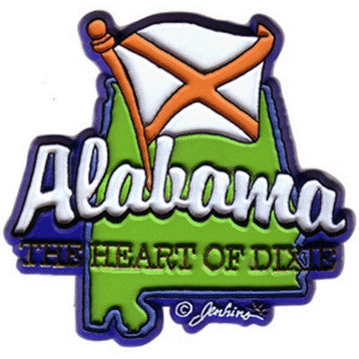 Magnet State of Alabama
