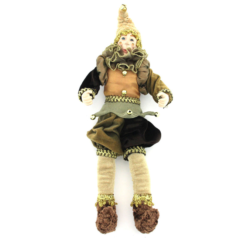 Jester Doll Decor