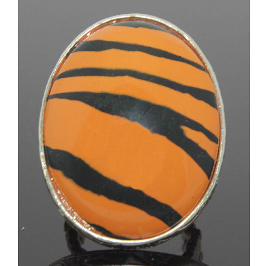 Tiger Stripes Ring