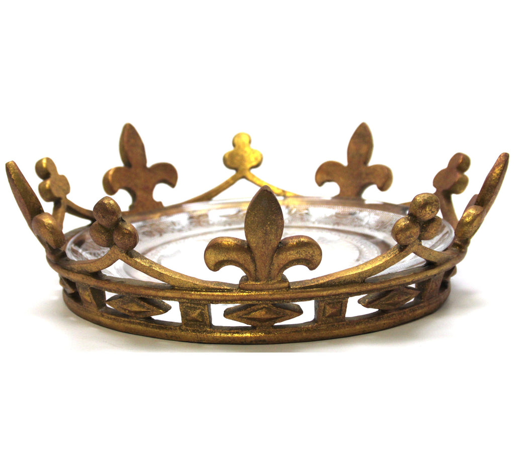 Crown Serving Tray