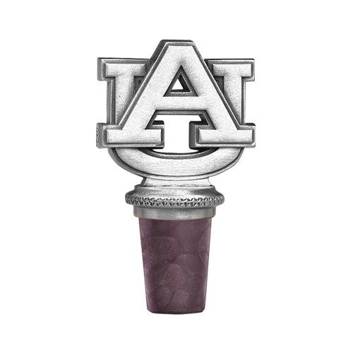 Auburn Bottle Stopper Pewter