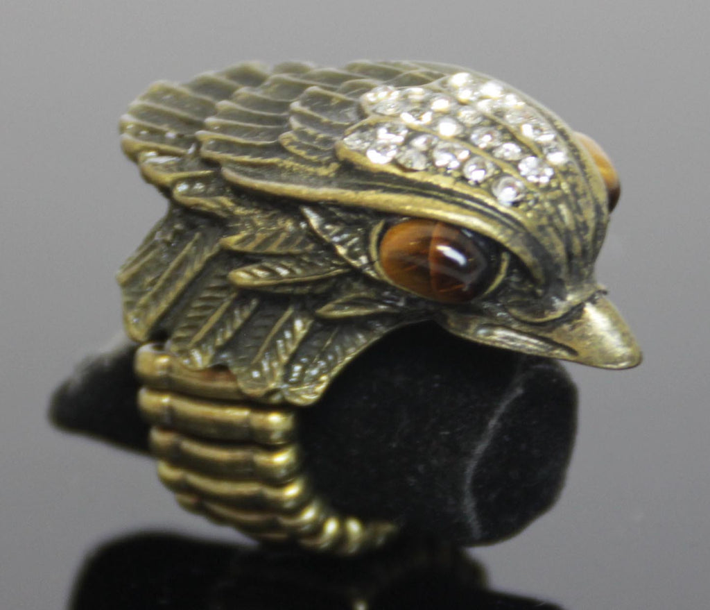 Eagle Stretch Ring