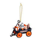 Auburn University Wagon Ornament