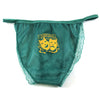 Mardi Gras Panties Green