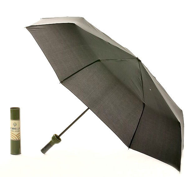 Wine Bottle Umbrella - Green