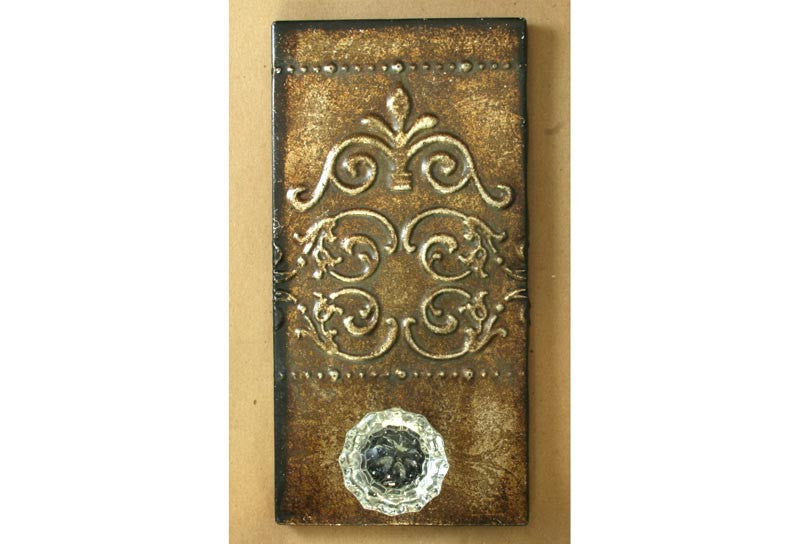 Door Knob Wall Plaque Hook