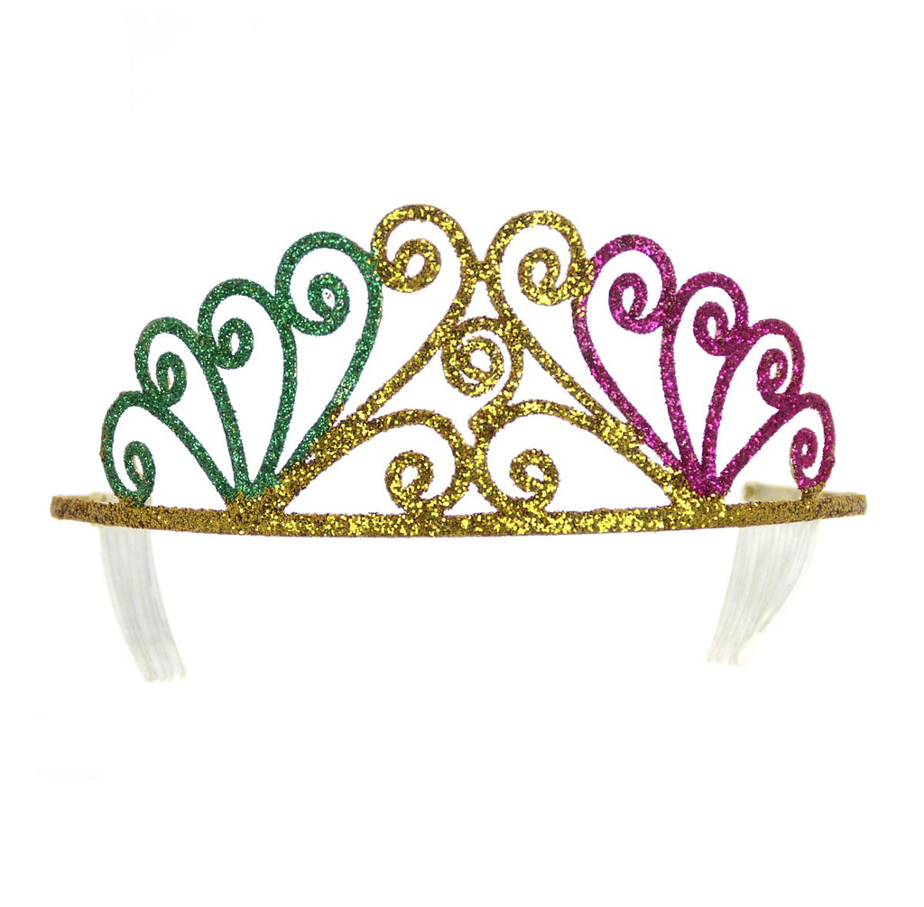 Sparkle Tiara Gold