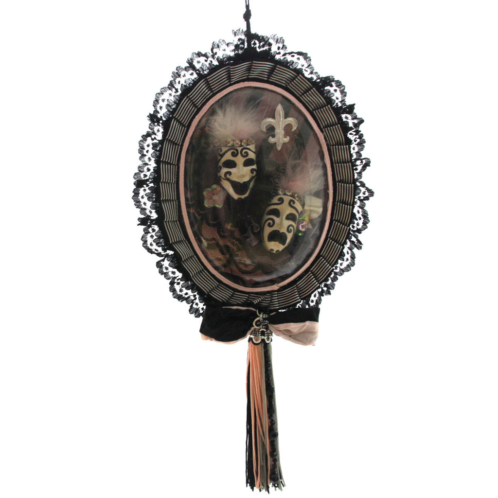 Comedy & Tragedy Wall Hanging/Ornament