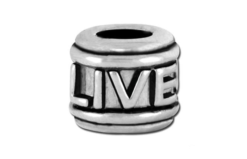 Live Barrel Bead