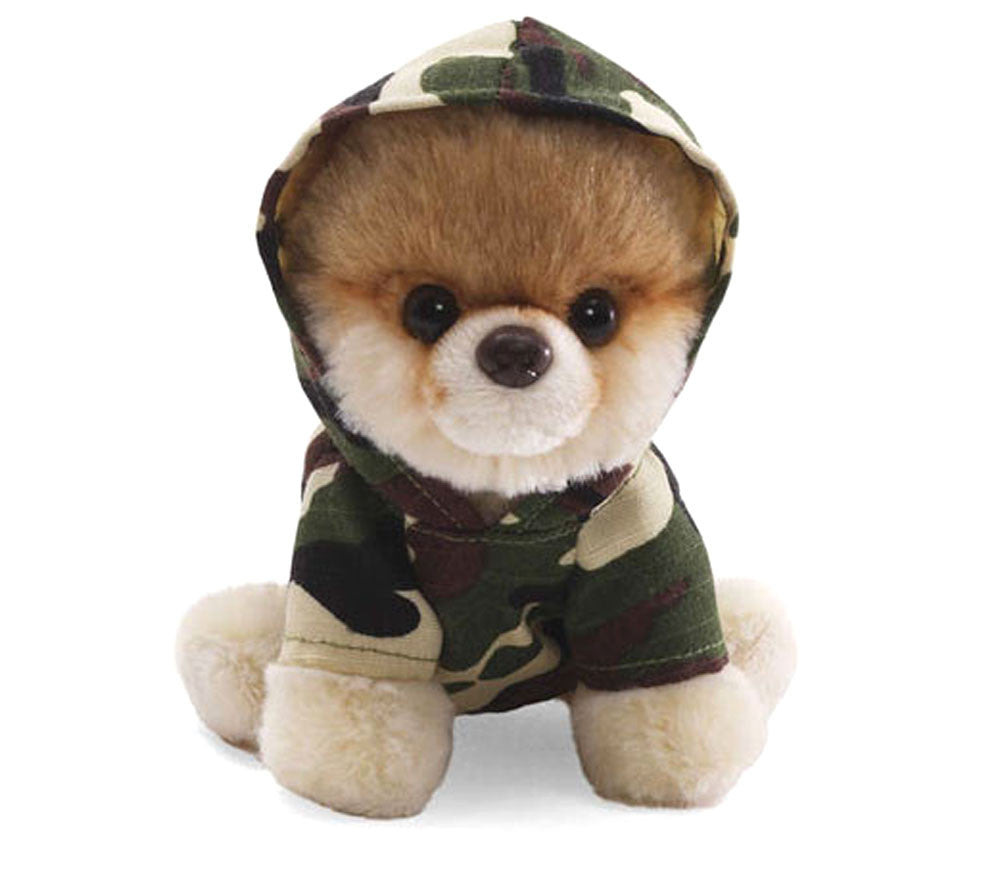 Itty Bitty Boo Camouflage Hoodie