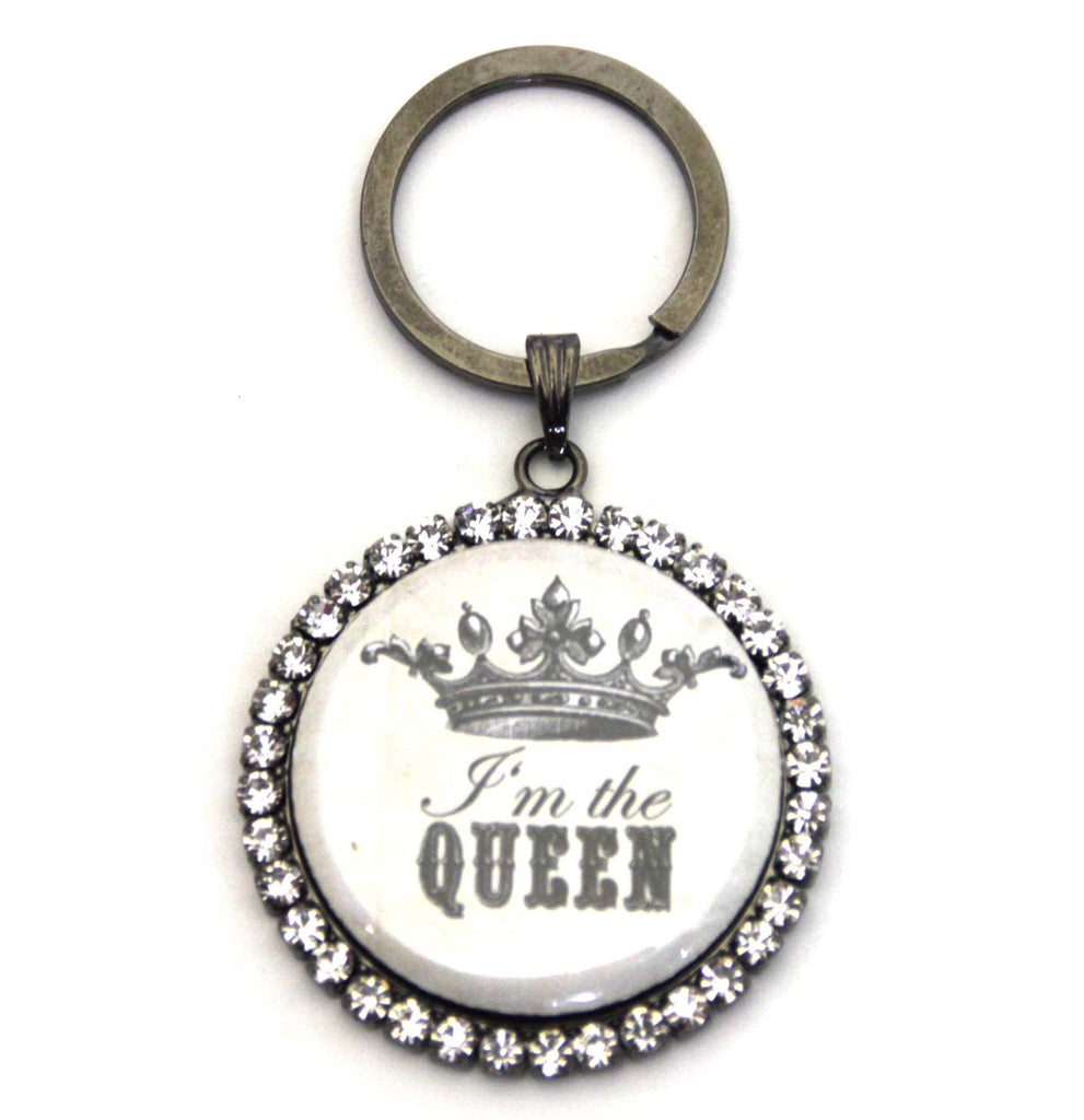 Keyring I'm the Queen
