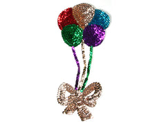 Applique Balloons