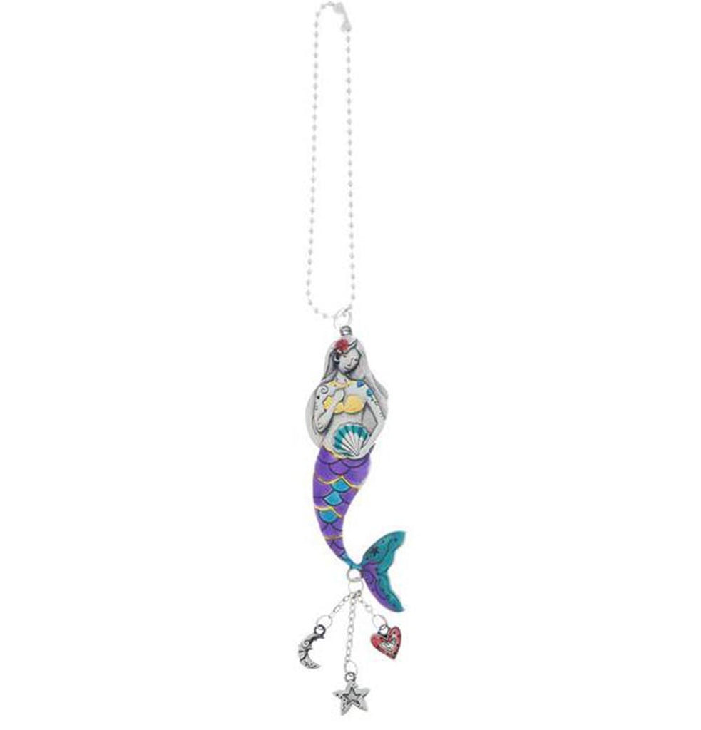 Car Charm Mermaid