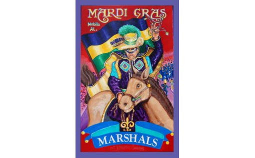 Marshals Mystic Riders