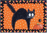 Halloween Card Scaredy Cat