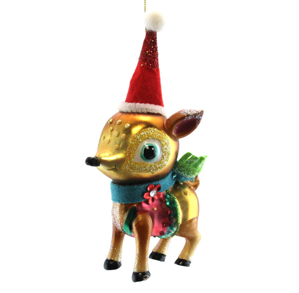 Christmas Reindeer Ornament