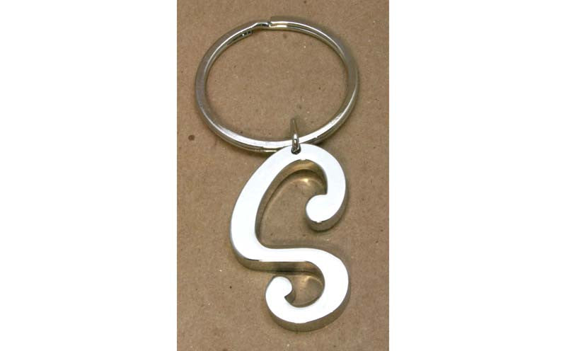 Initially Yours Key Ring - S