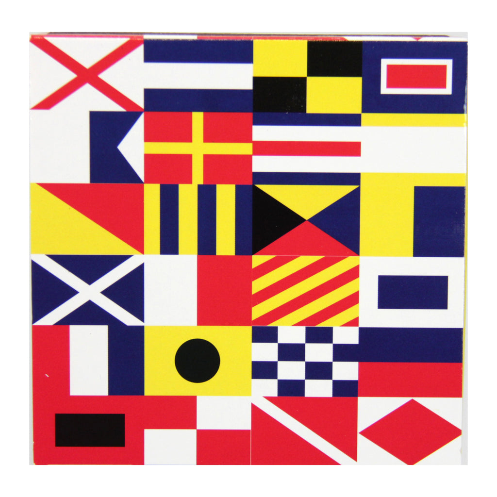 Nautical Matches - Flags