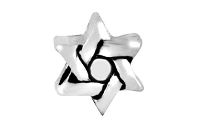 Star of David Bead