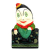 Cast Iron Door Stop Humpty Dumpty