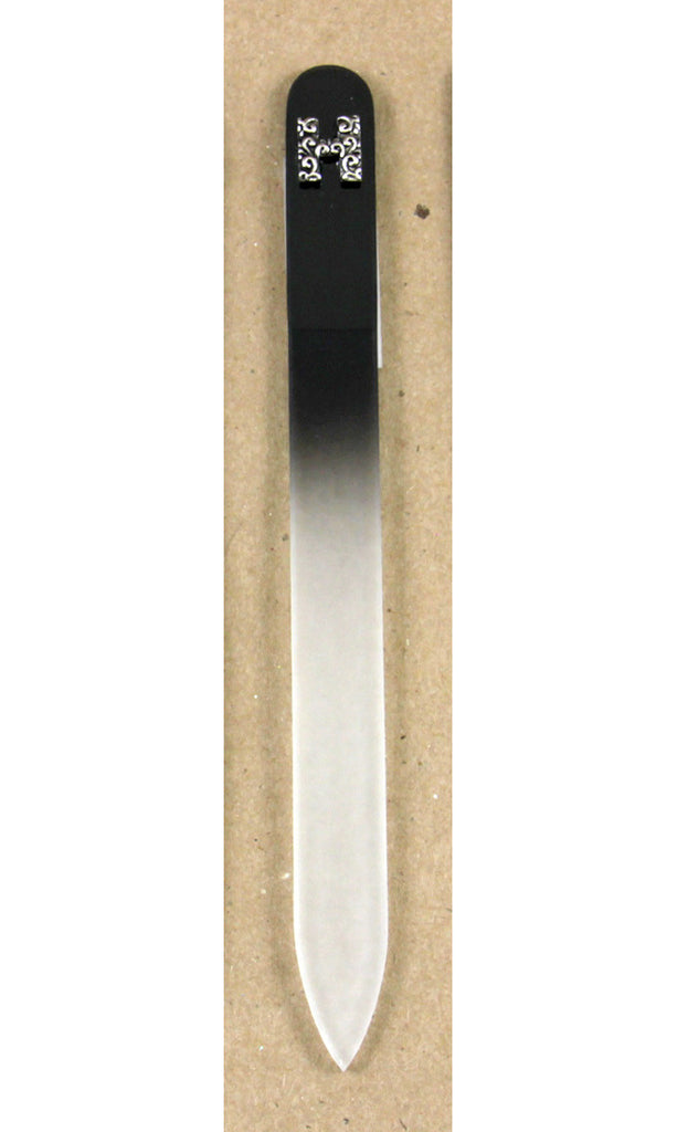 Chelsea Glass Nail File - H