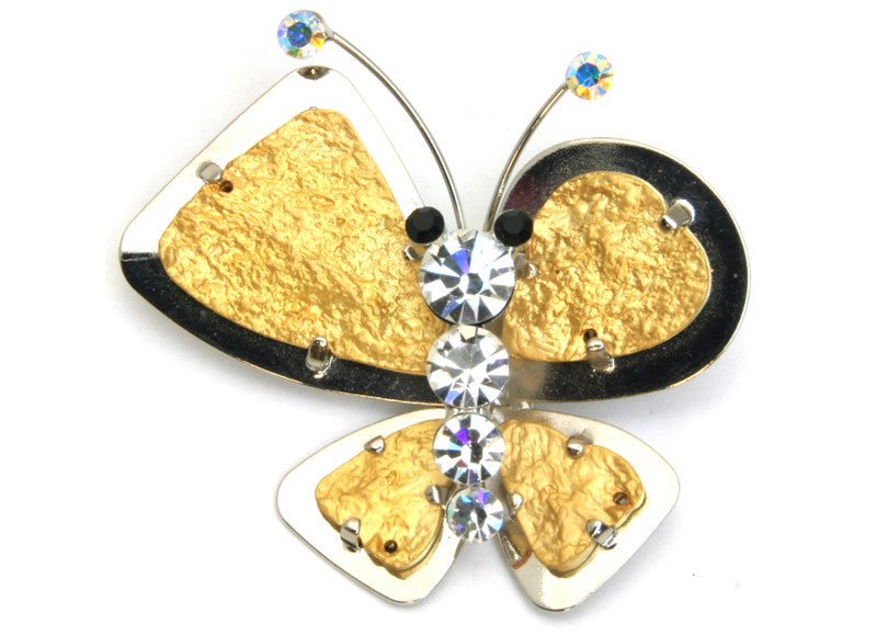 Butterfly Pin Gold