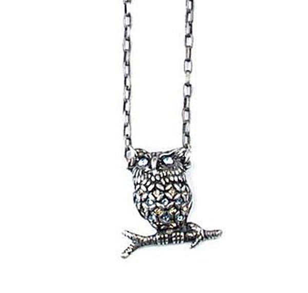 Owl The Who Necklace
