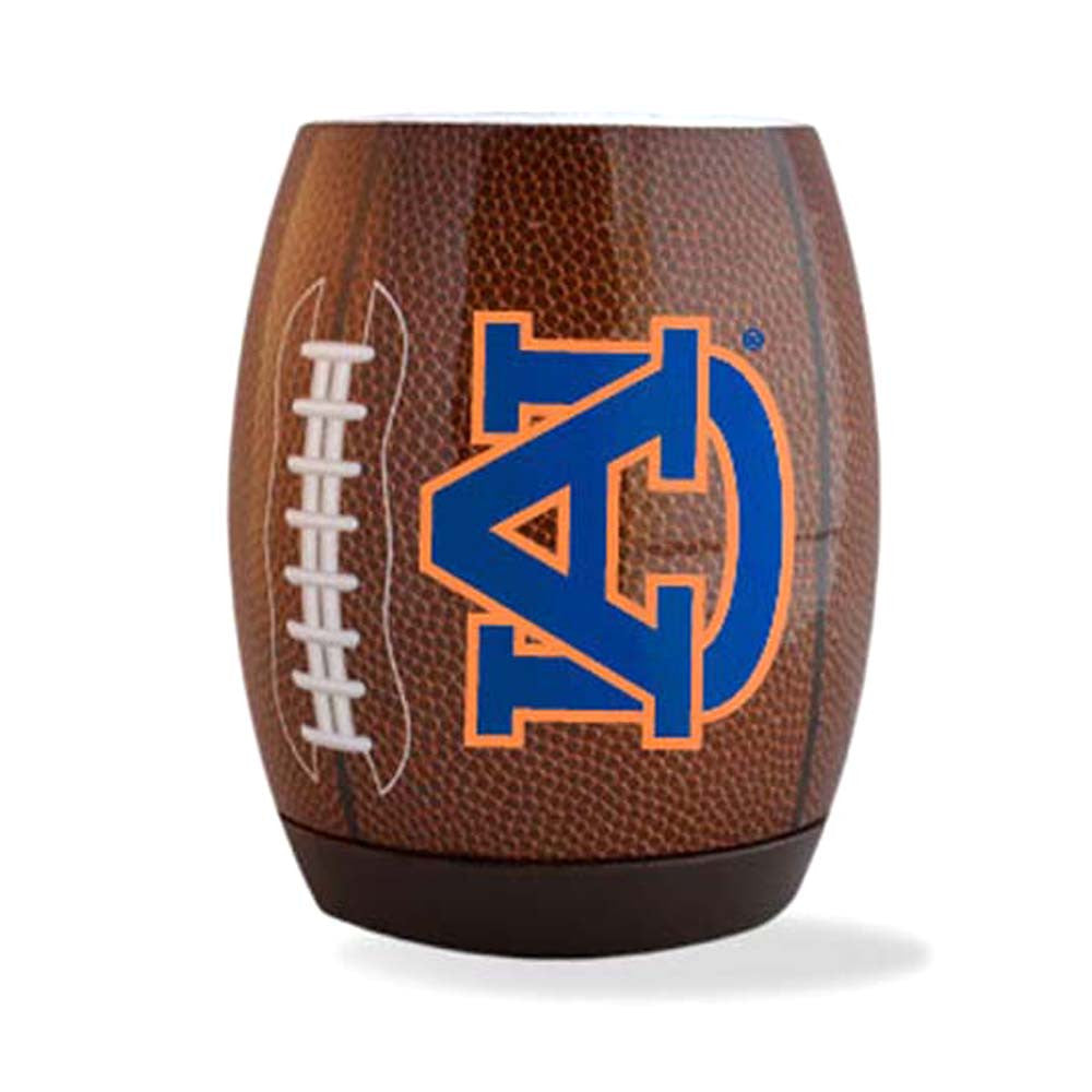 Auburn Football Single Foam Flying Coozie