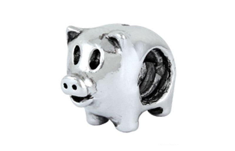 Piggy Bank Bead