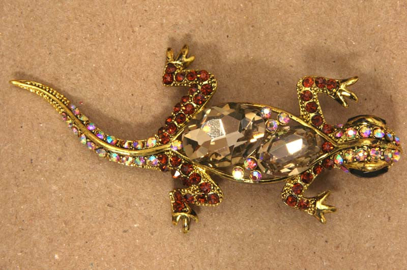 Lizard Pin/Pendant