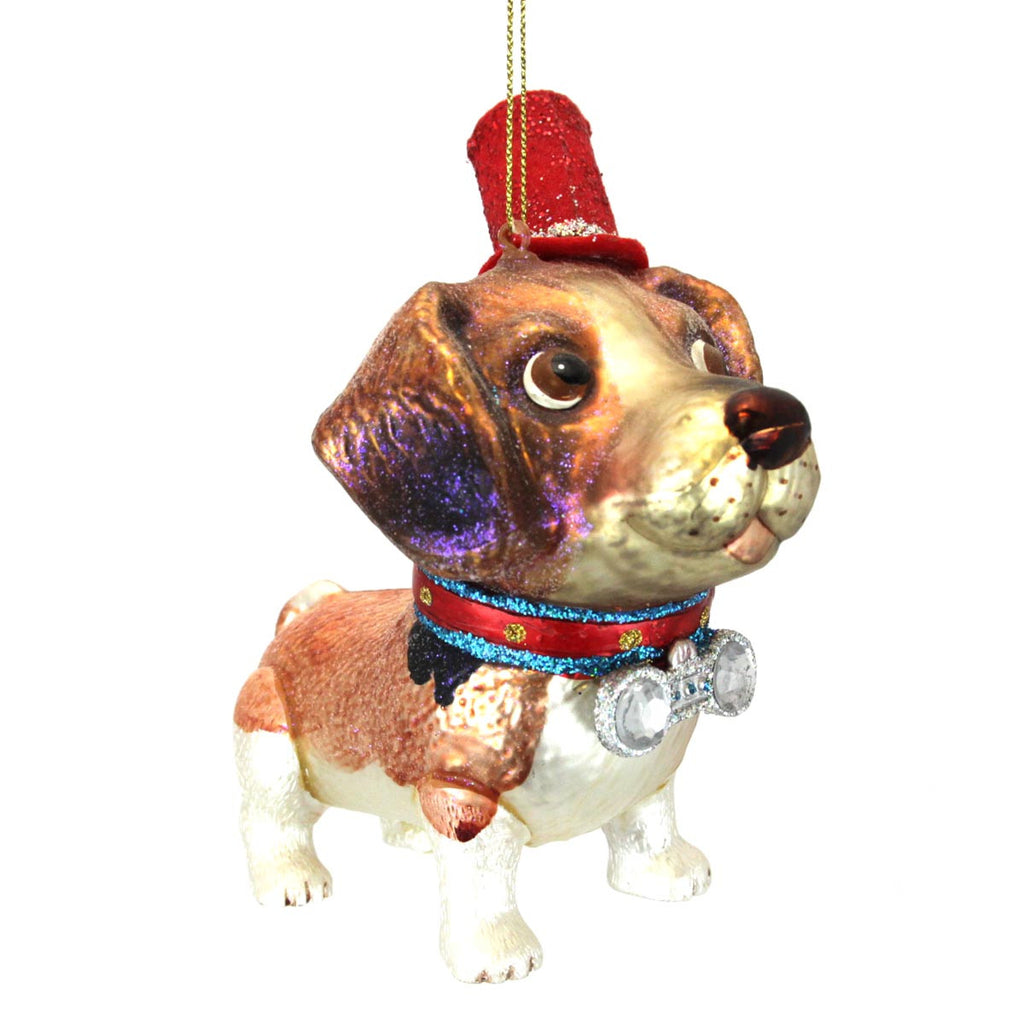 Beagle Ornament hat