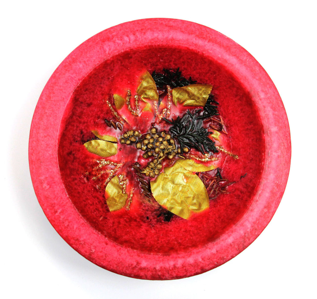 Cranberry Spice Wax Pottery