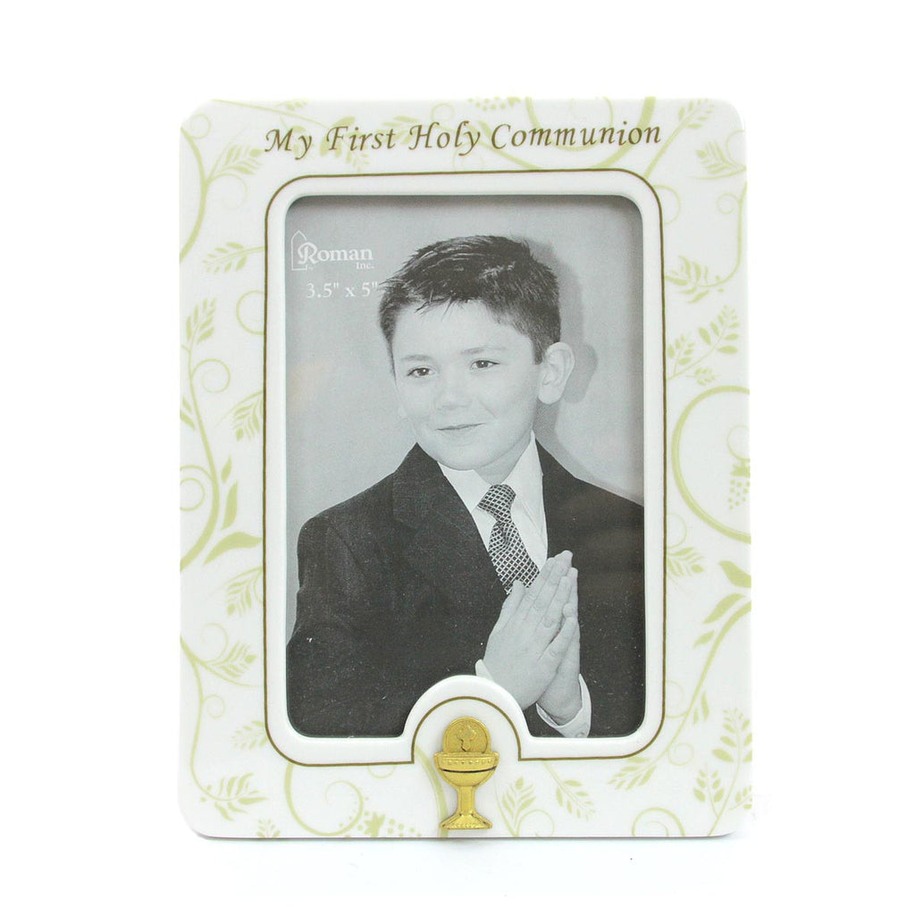 Religious First Communion Frame