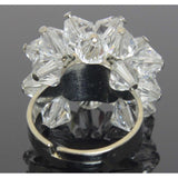 Crystal Ring Adjustable