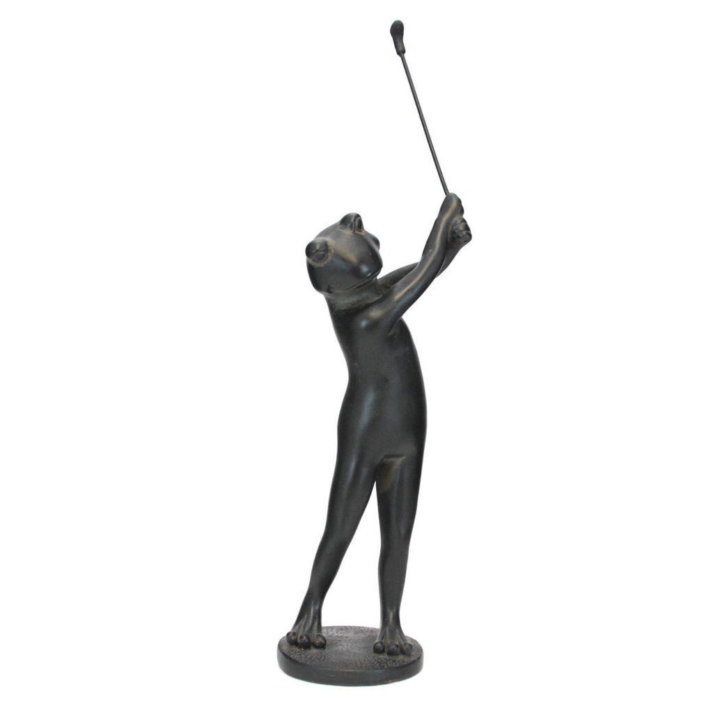 Frog Figurine Golf