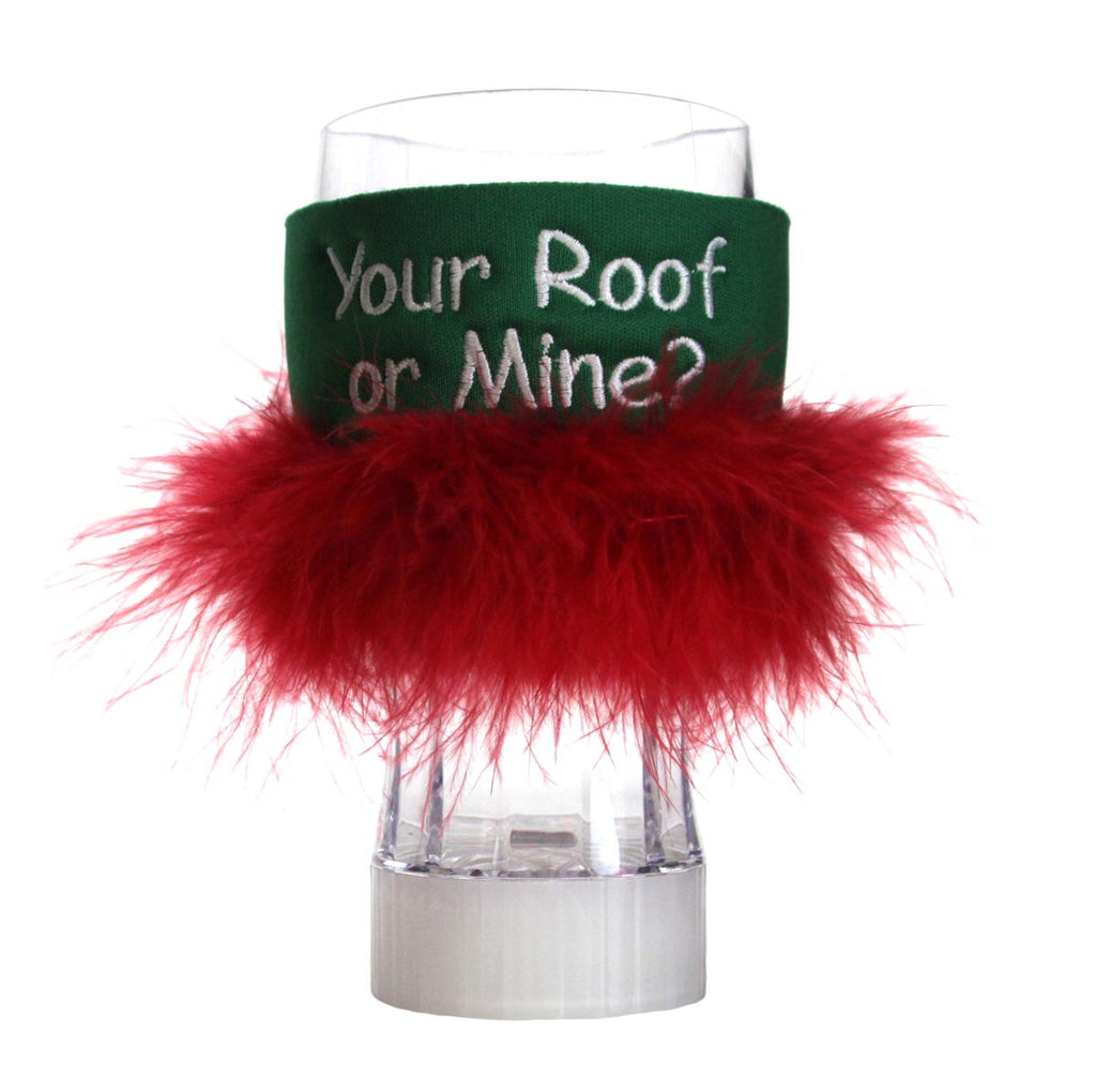 Tipsie Koozie - Your Roof
