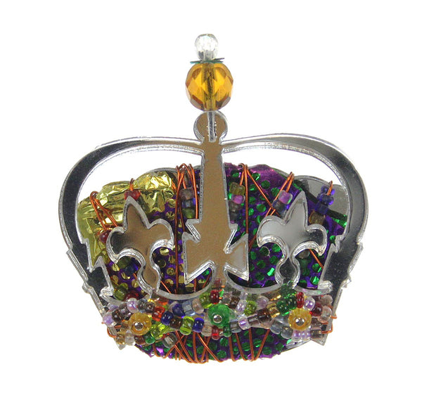 Crown Pin by Bently