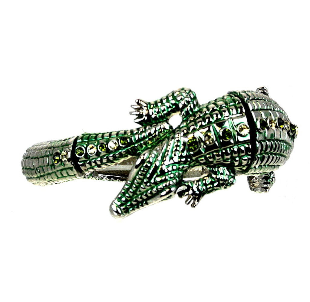 Alligator Stretch Bracelet