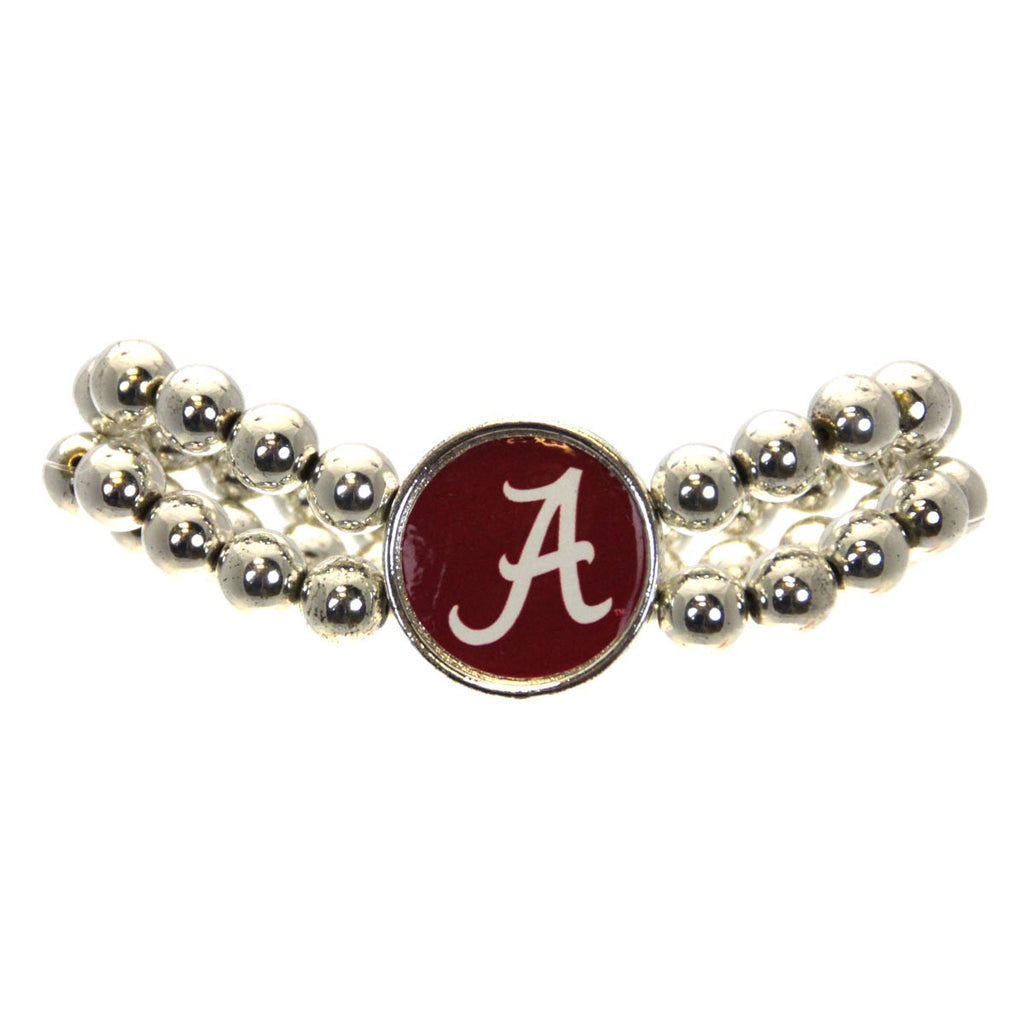"Bracelet Stretch University of Alabama ""A"""
