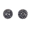 "Kirks Folly ""Fairy Fire Ball"" Clip Earrings"