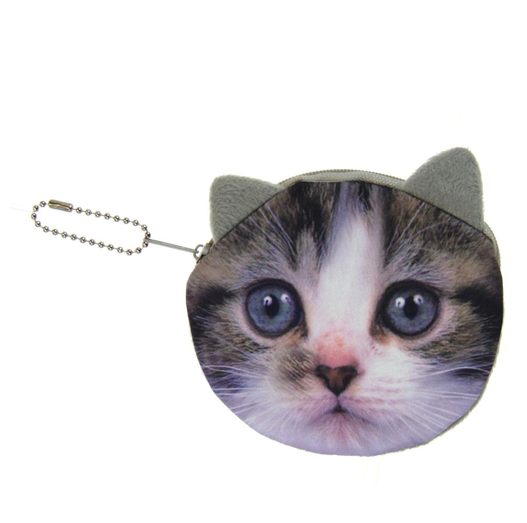 Animal Coin Purse - Cat