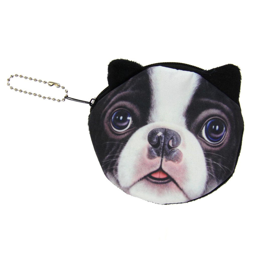 Animal Coin Purse - Boston Terrier