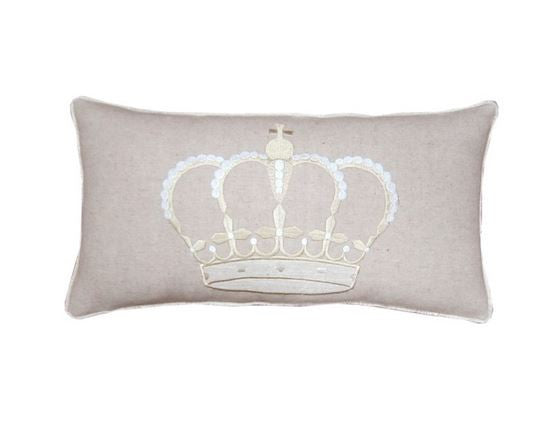 Pillow Crown Accent