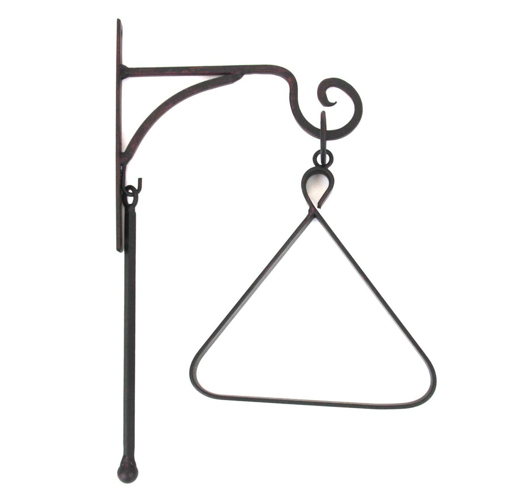 Metal Triangle Wall Decoration