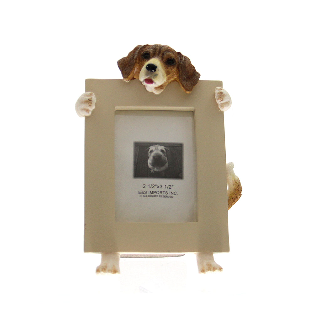 Picture Frame Beagle