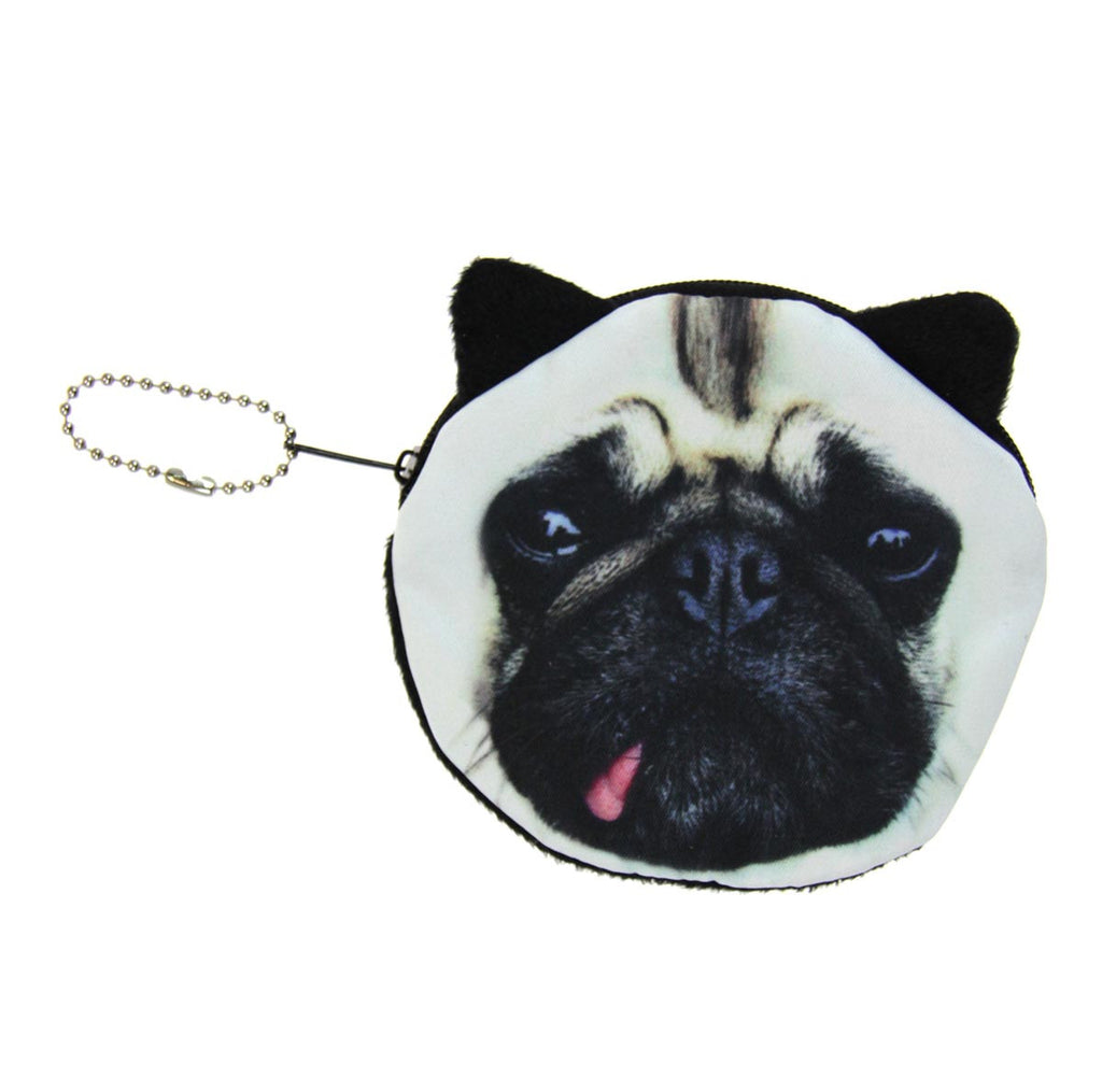 Animal Coin Purse - Pug